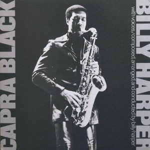 תקליט גאז Billy Harper - Capra Black