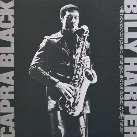 תקליט גאז Billy Harper - Capra Black