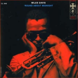 תקליט ג'אז Miles Davis Quintet - 'Round About Midnight