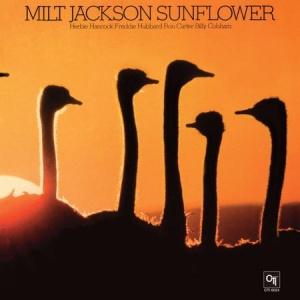 תקליט גאז Milt Jackson - Sunflower