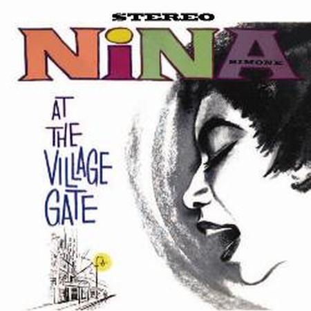 תקליט ג'אז Nina Simone - Nina At The Village Gate