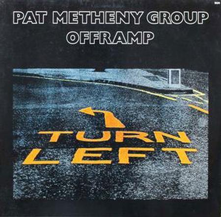 תקליט גאז Pat Metheny Group - Offramp