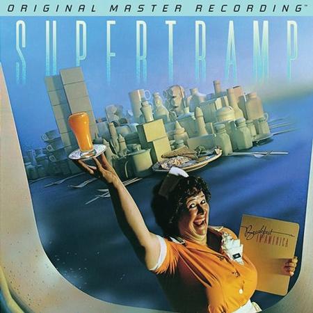 תקליט פופ , Supertramp - Breakfast In America