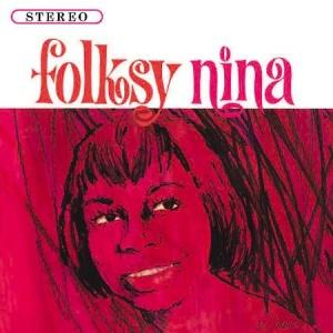 תקליט תוצרת חוץ Nina Simone - Folksy Nina