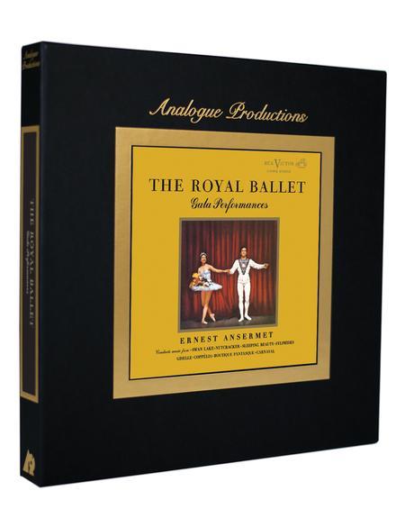 תקליט קלאסי, Ernest Ansermet - The Royal Ballet Gala