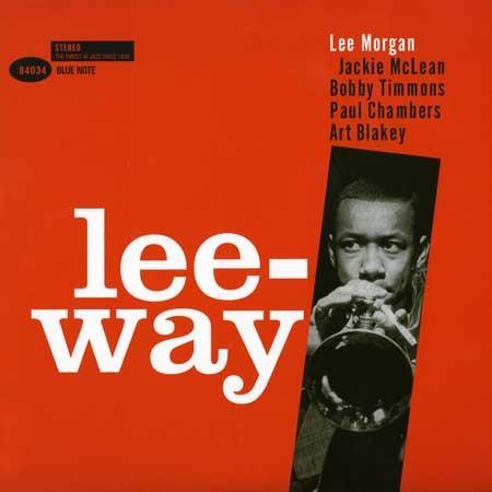 תקליט ג'אז Lee Morgan - Lee-way , תקליט כפול מהירות 45