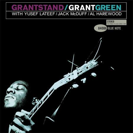 תקליט ג'אז כפול Grant Green - Grantstand