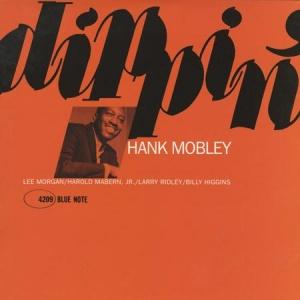 תקליט ג'אז כפול ,Hank Mobley - Dippin