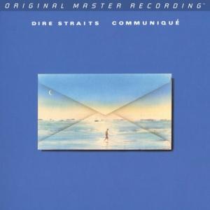 תקליט רוק Dire Straits - Communiqué