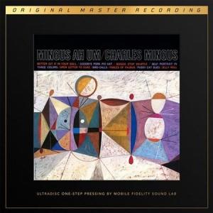 תקליט גאז Charles Mingus - Au Um