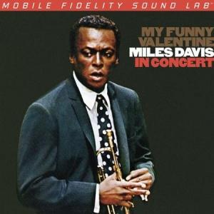 תקליט גאז Miles Davis - My Funny Valentine