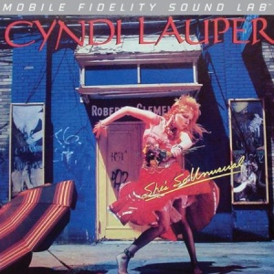 תקליט פופ Cyndi Lauper - She's So Unusual