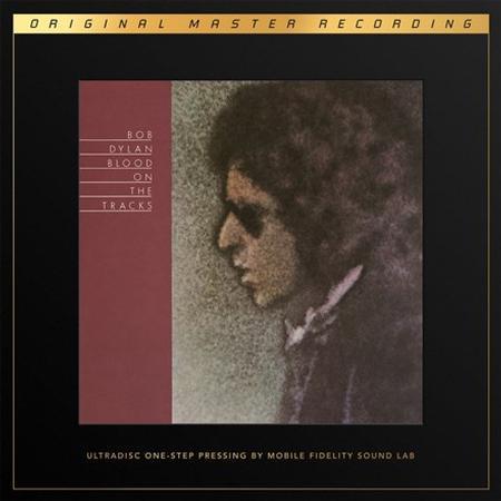 תקליט Bob Dylan - Blood on the Track