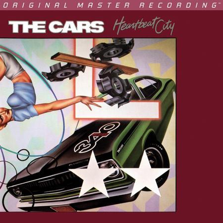 תקליטי פופ The Cars - Heartbeat City