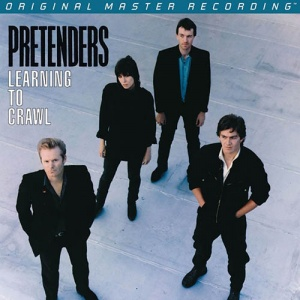 MFSL1-339-2 ,תקליט פופ , The Pretenders - Learning to Crawl