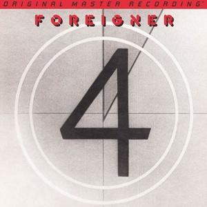 תקליט רוק Foreigner - 4