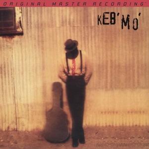 תקליטי ג'אז ובלוז ,Keb' Mo' - Keb' Mo' 180g LP