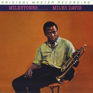 תקליט ג'אז, Miles Davis - Milestones