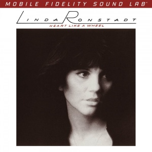 תקליטי איכות ,Linda Ronstadt - Heart Like a Wheel