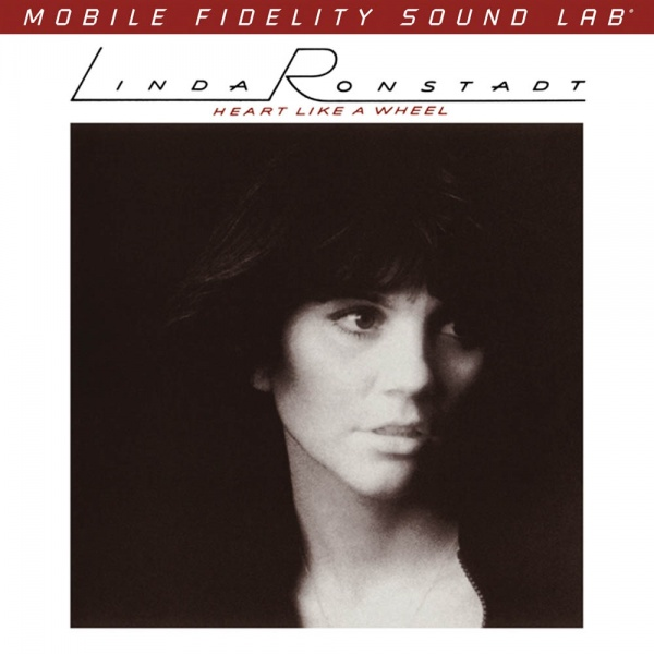 תקליטי איכות ,Linda Ronstadt - Heart Like a Wheel