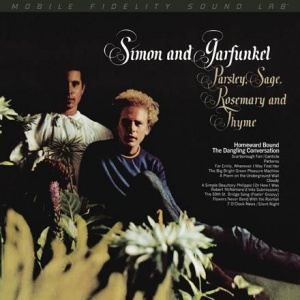 תקליטי רוק ופופ , Simon and Garfunkel - Parsley, Sage, Rosemary and Thyme