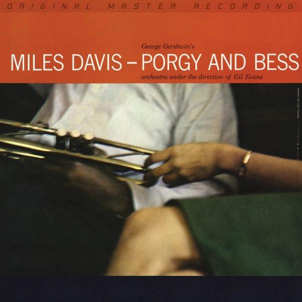 תקליט ג'אז, Miles Davis - Porgy and Bess
