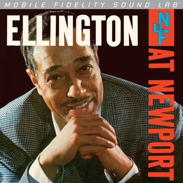 תקליט ג'אז Duke Ellington - Ellington At Newport