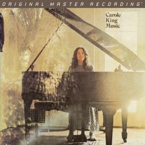 תקליט פופ 180 גרם Carole King - Music במהדורה מוגבלת של Mobile Fidelity Sound Lab