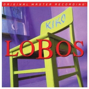 תקליטי פופ ,Los Lobos - Kiko