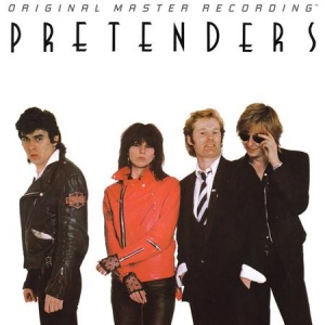 תקליט פופ 180 גרם Pretenders - Pretenders במהדורה מוגבלת של Mobile Fidelity Sound Lab.