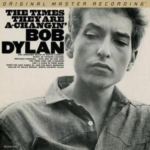 תקליט פופ 180 גרם Bob Dylan - The Times They Are A Changin