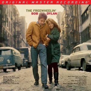 תקליט פולק Bob Dylan - The Freewheelin