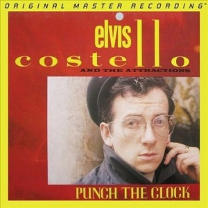 תקליט פופ, 180 גרם Elvis Costello - Punch The Clock