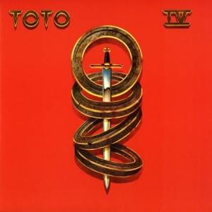 תקליט רוק Toto - Toto IV של הלהקה האגדית ,תקליט 180 גרם , בהוצאת הלייבל Speakers Cornner.