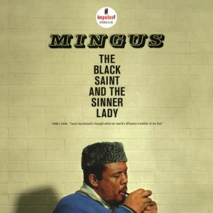 תקליט גאז ,Charles Mingus - The Black Saint and The Sinner Lady