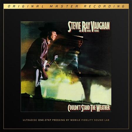 תקליט כפולStevie Ray Vaughan- Couldn't Stand The Weather