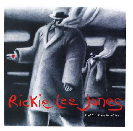 תקליט איכות ,Rickie Lee Jones - Traffic From Paradise , תקליט 200 גרם , בהוצאת הלייבל האודיופילי Analogue Production.