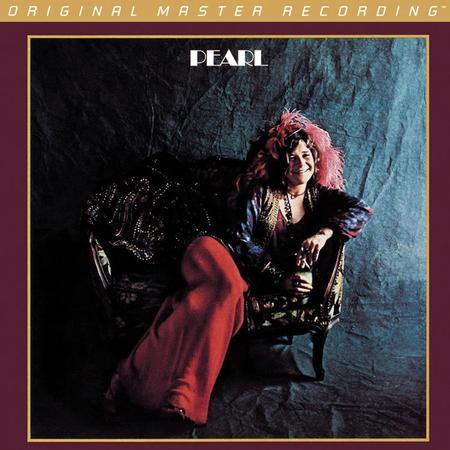 תקליט בלוז Janis Joplin - Pearl