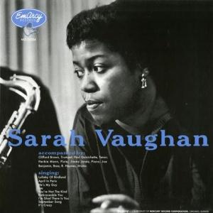 תקליטי גאז ,Sarah Vaughan - Sarah Vaughan