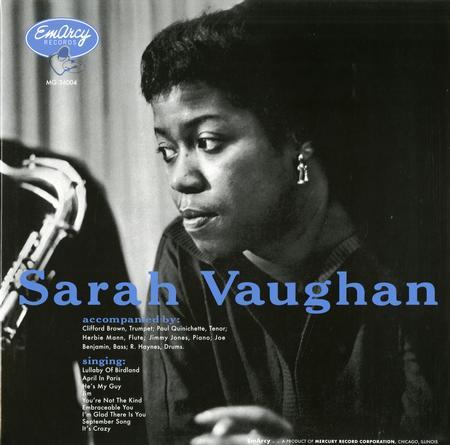 Sarah Vaughan – Sarah Vaughan