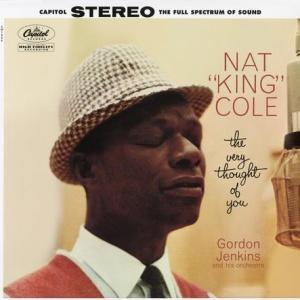 תקליט כפול 180 גרם במהירות 45 , Nat 'King' Cole - The Very Thought of You