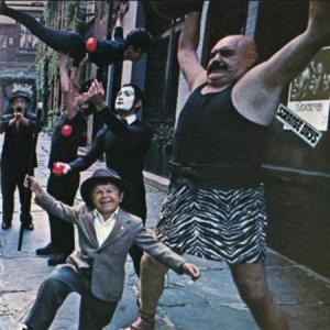 תקליט כפול, The Doors - Strange Days