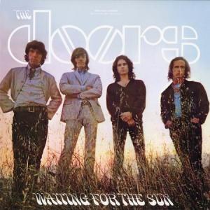 תקליט כפול 200 גרם במהירות 45 ,The Doors- Waiting For The Sun