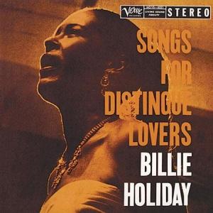 תקליט גאז כפול , Billie Holiday - Songs For Distingue Lovers