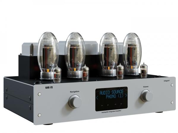 מגברי מנורות Lab 12 - Integre4