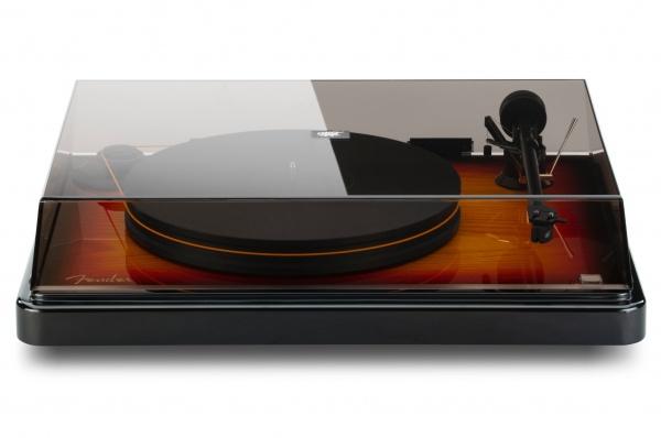 פטיפון הי אנד Mofi - Fender X PrecisionDeck